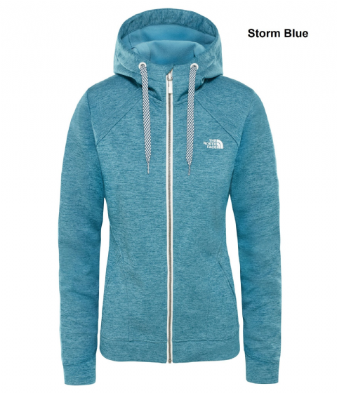The North Face Womens Kutum Hoodie - Full zip